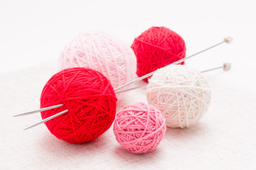 Knitted Yarn