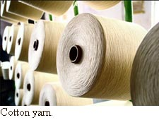 Cotton Yarn purchase